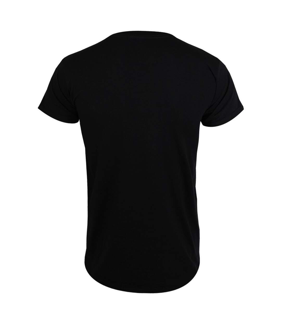 Tokyo Spirit Mens Gosu Monochrome T-Shirt (Black) - UTGR4110