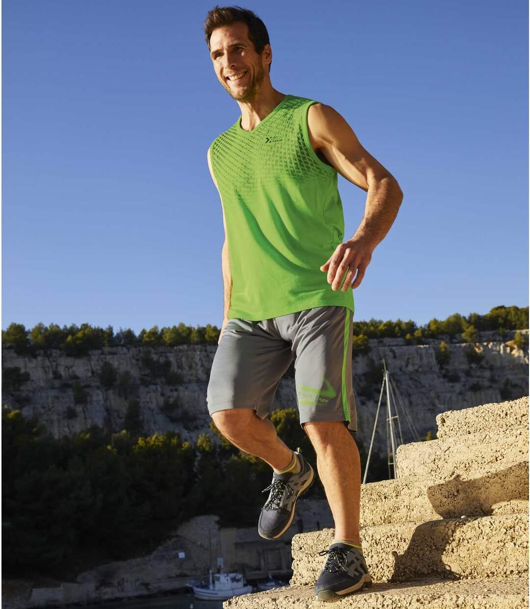 Set van 2 bermuda's Jogging