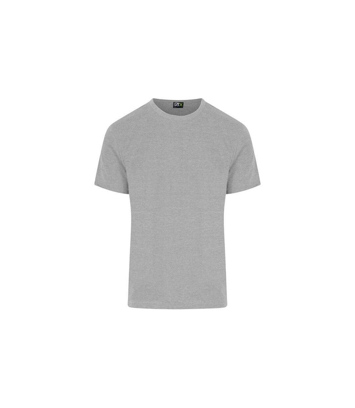 PRO RTX - T-Shirt PRO - Hommes (Gris chiné) - UTPC4058