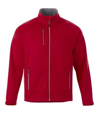 Slazenger Chuck Mens Softshell Jacket (Red) - UTPF2222