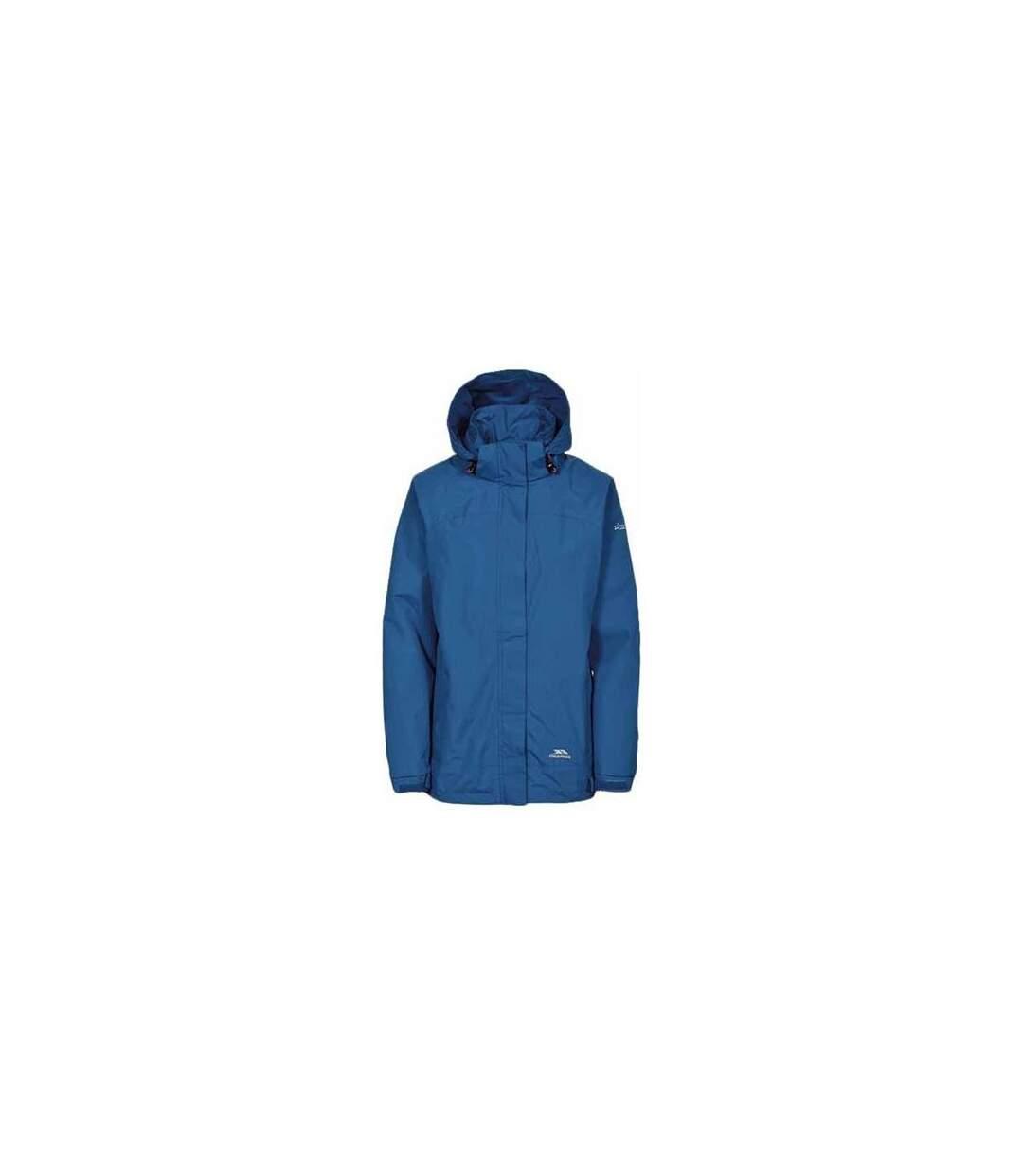 Trespass Womens/Ladies Nasu II Waterproof Shell Jacket (Navy) - UTTP3377