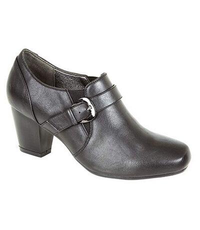 Boulevard - Chaussures de ville à talon - Femme (Noir) - UTDF1200