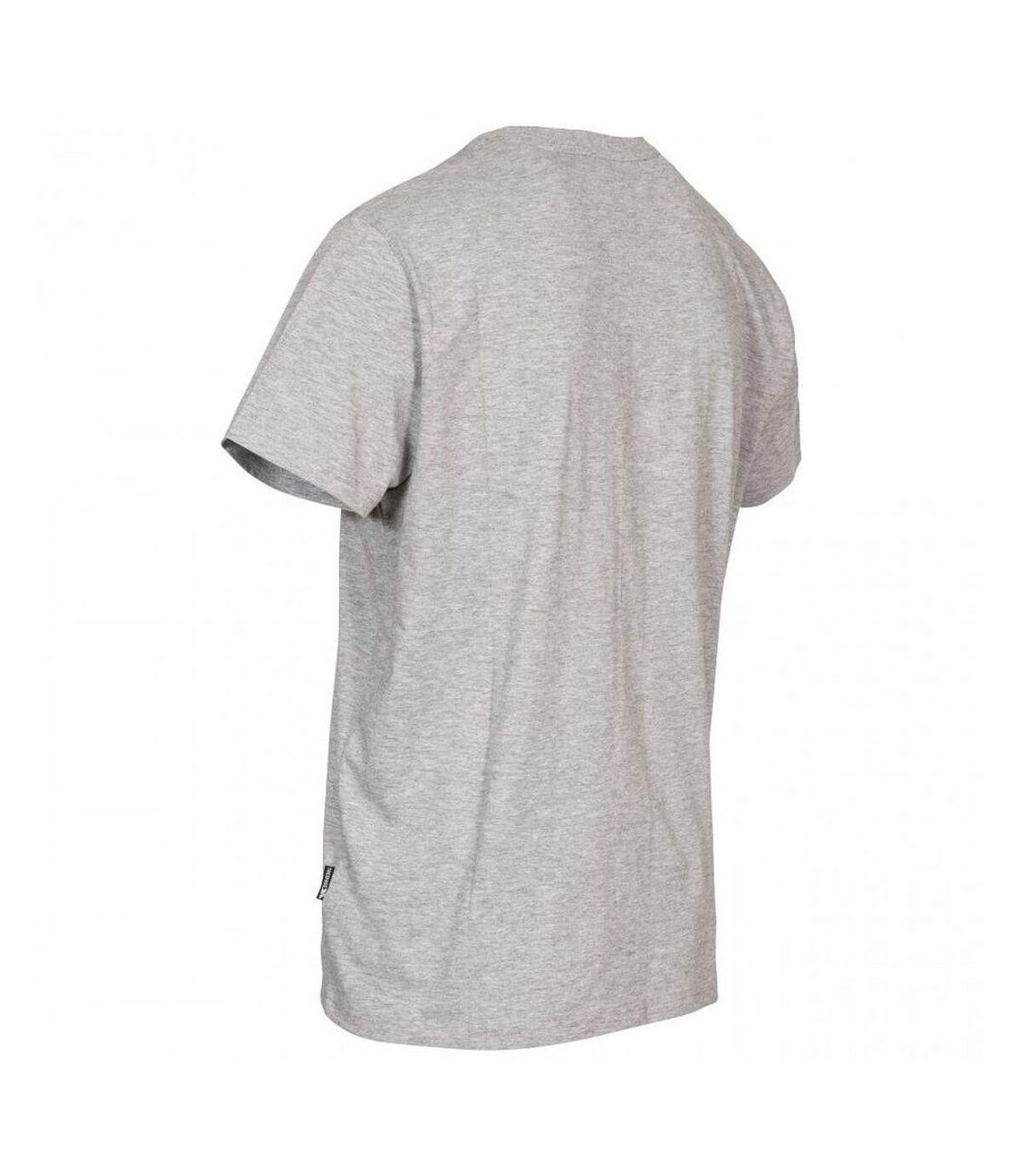 Trespass - T-shirt COURSE - Homme (Gris chiné) - UTTP4295