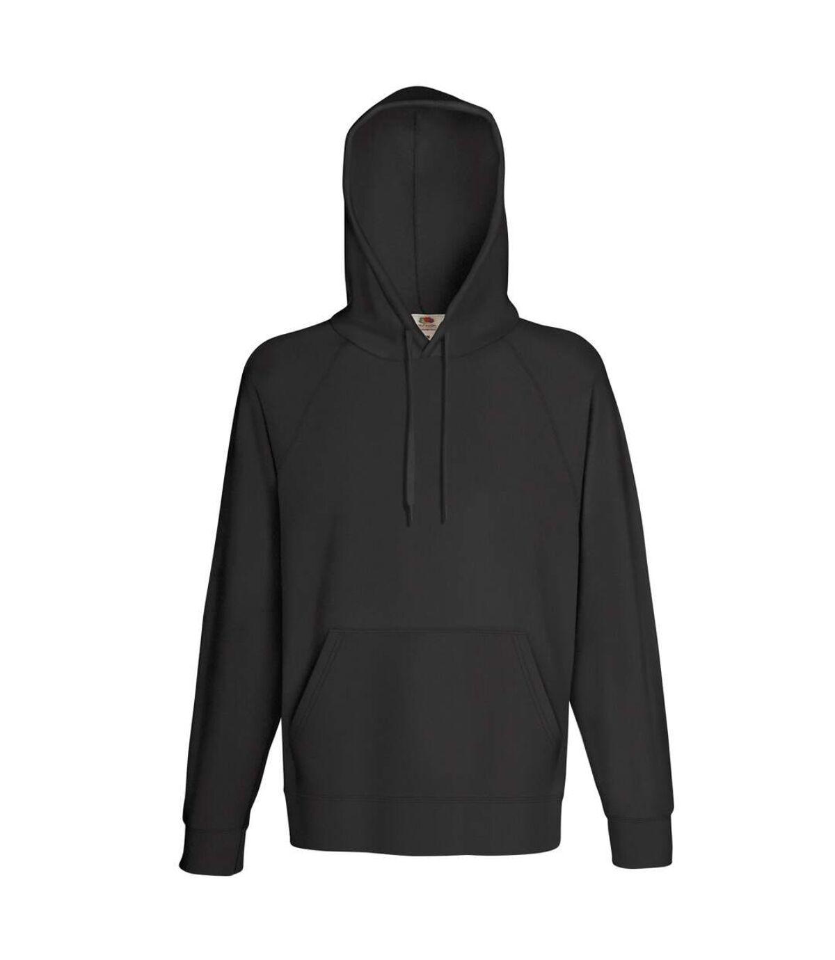 Fruit Of The Loom - Sweatshirt à capuche léger - Homme (Graphite clair) - UTBC2654