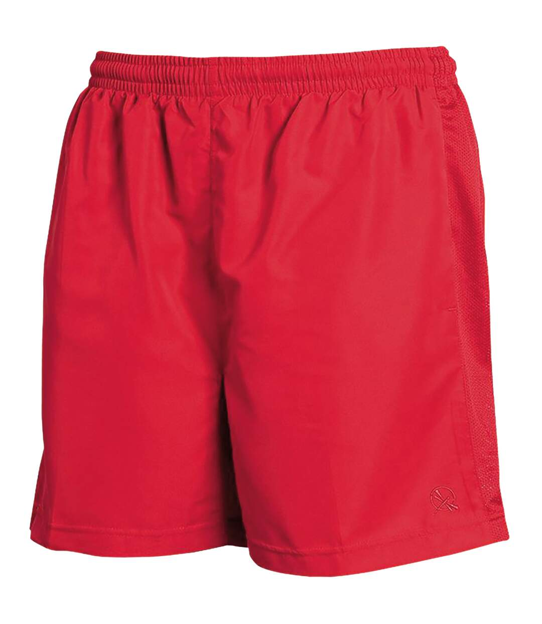 Tombo Teamsport Mens Lined Performance Sports Shorts (Red) - UTRW1546
