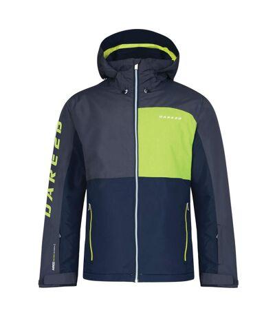 Dare 2B -Veste de ski EMBARGO - Homme (Noir / Vert néon) - UTRG3834