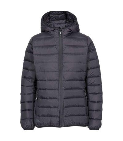 Trespass Womens/Ladies Amma Down Jacket (Black) - UTTP5213