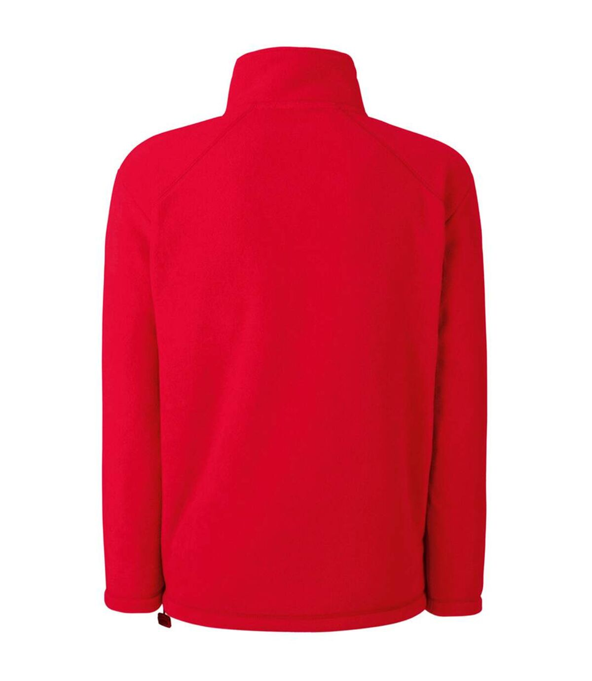 Fruit Of The Loom - Veste polaire - Homme (Rouge) - UTBC372