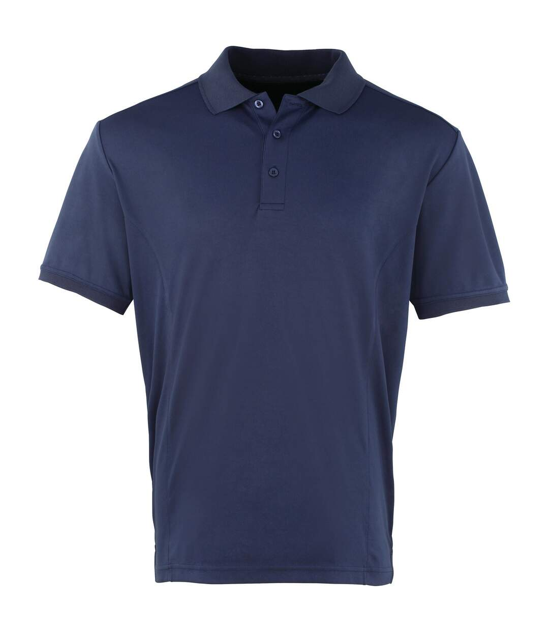 Premier Mens Coolchecker Pique Short Sleeve Polo T-Shirt (Sapphire) - UTRW4401