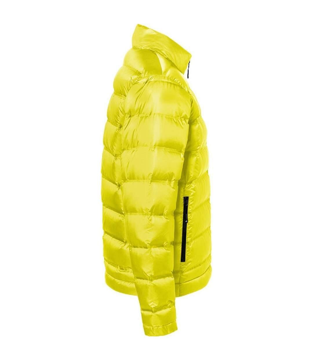 Doudoune homme légère - JN1150 - jaune