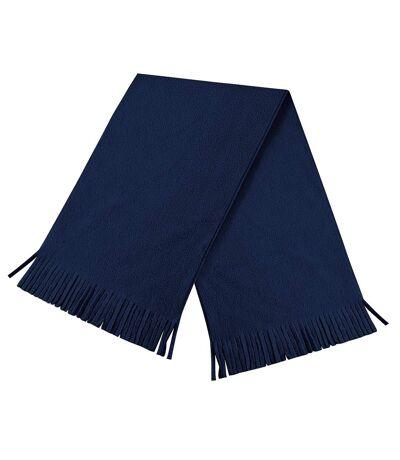 Beechfield Dolomite - Écharpe en polaire anti-bouloche - Femme (Bleu marine) (Taille unique) - UTRW234