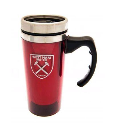 West Ham United Fc -  Mugs De Voyage Isotherme Officielle (Bordeaux) - UTSG10233