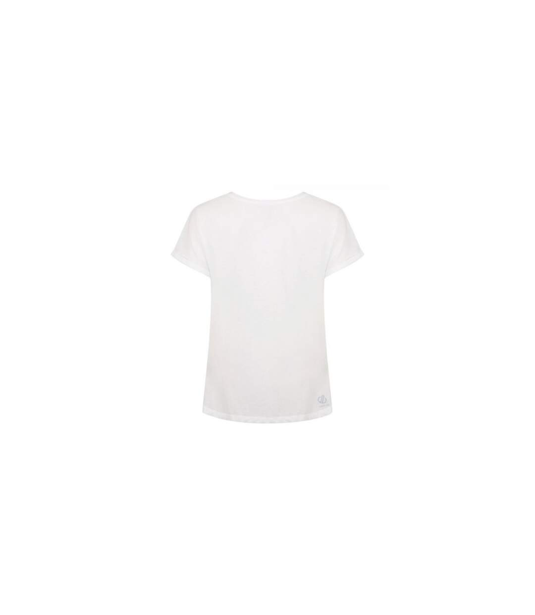 Dare 2B - T-Shirt Imprimé Summer Days - Femme (Blanc) - UTRG4274