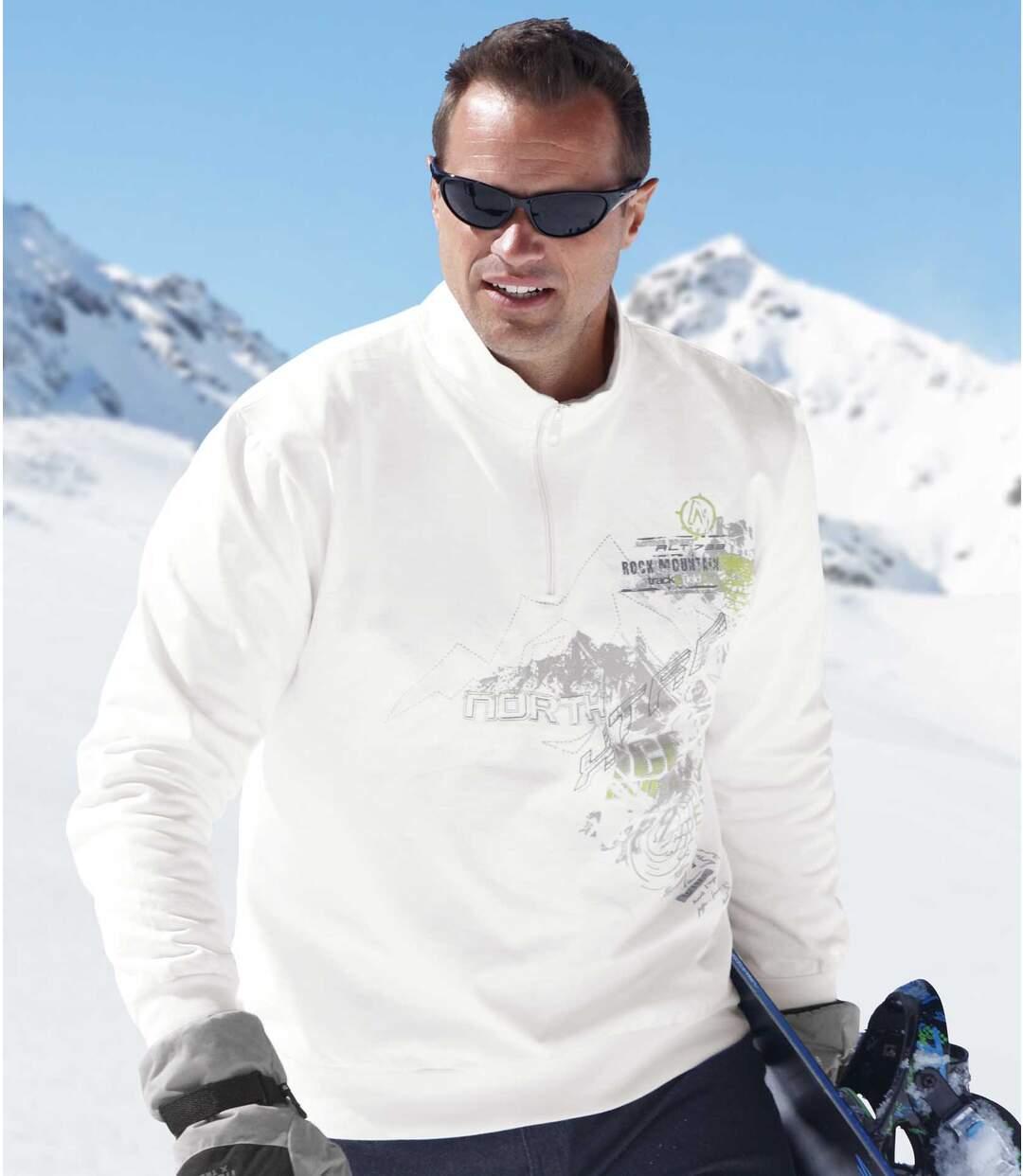 Bluza z moltonu Active Sport