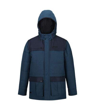Regatta Mens Arnau Insulated Jacket (Blue Wing/Navy) - UTRG4437