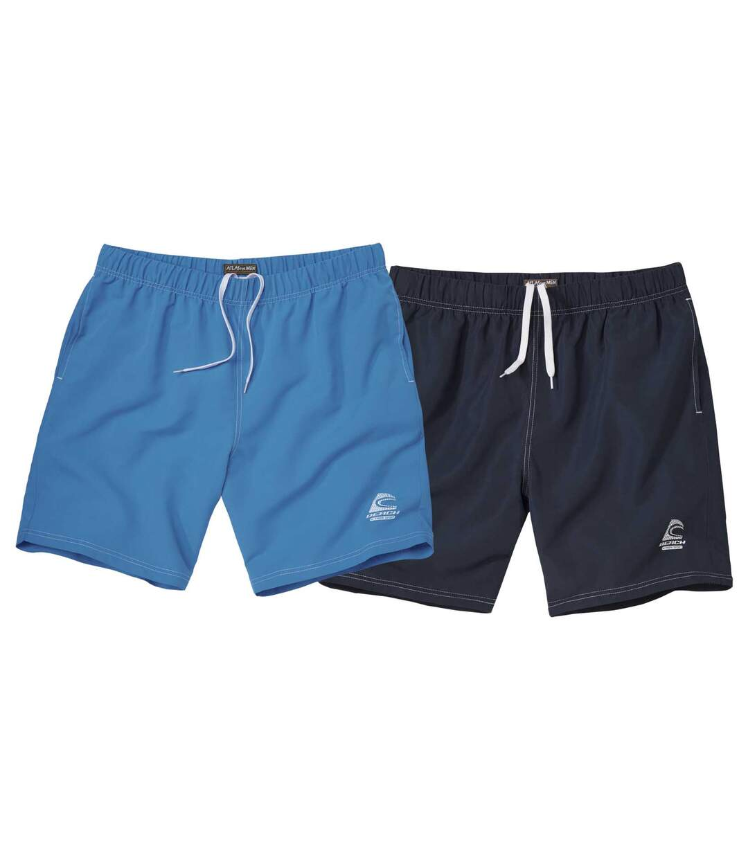 Set van 2 Summer Freedom shorts