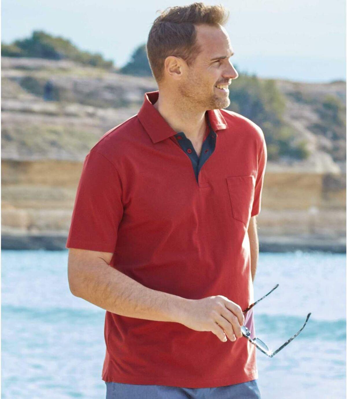 3darabos mediterrán jersey teniszing szett Atlas For Men