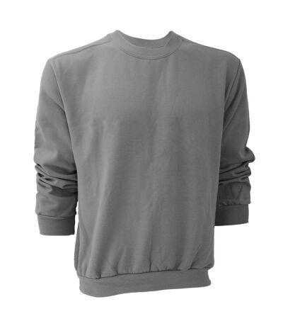 Anvil Mens Set-In Sweatshirt (Green Apple) - UTRW157
