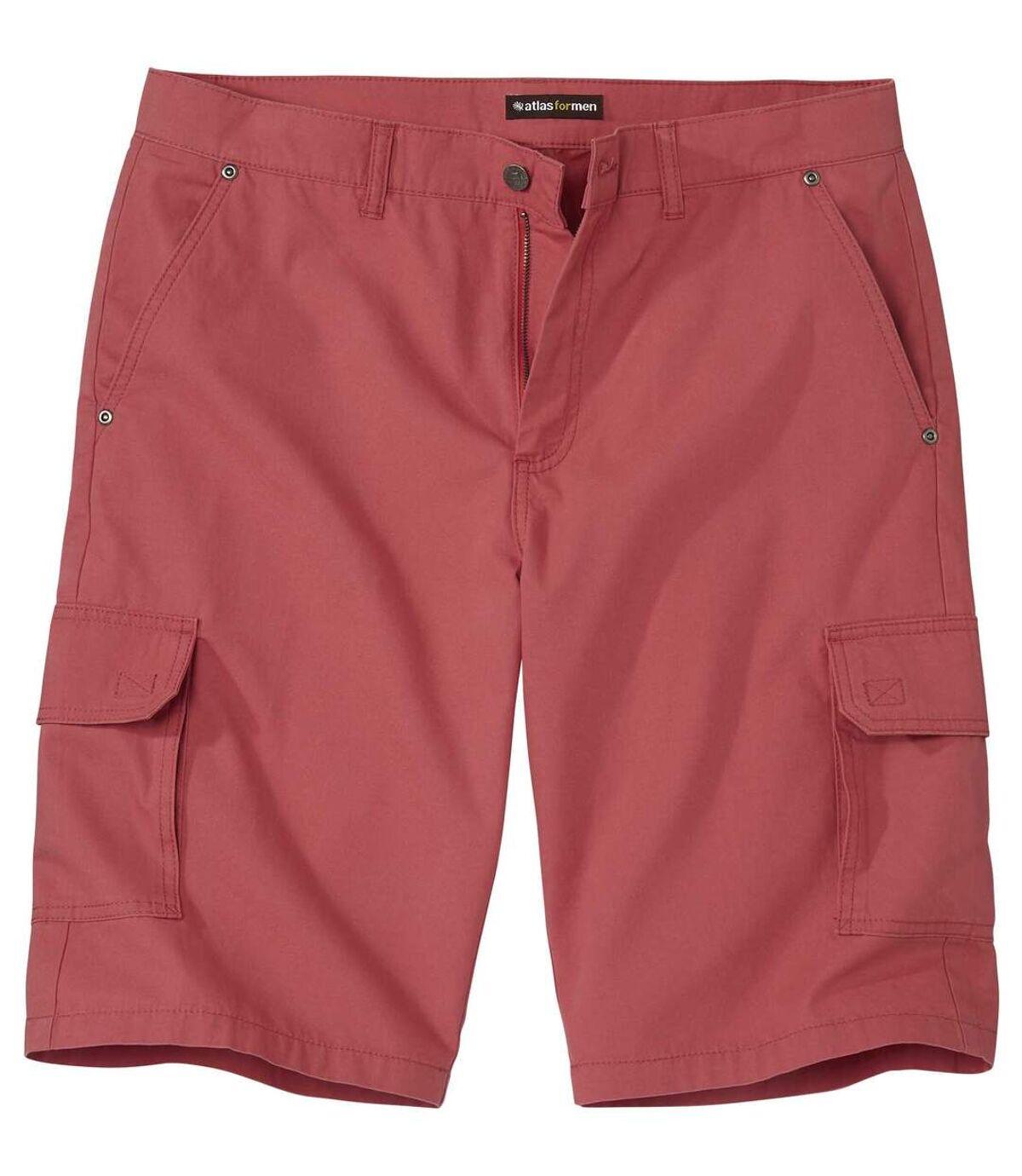 Men's Coral Cargo Shorts Atlas For Men