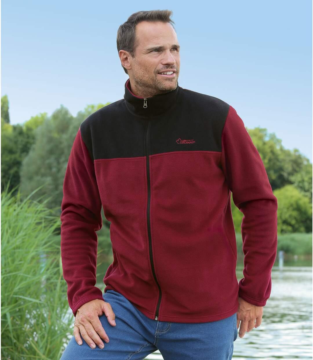 Комплект Курток из Флиса— 2шт.