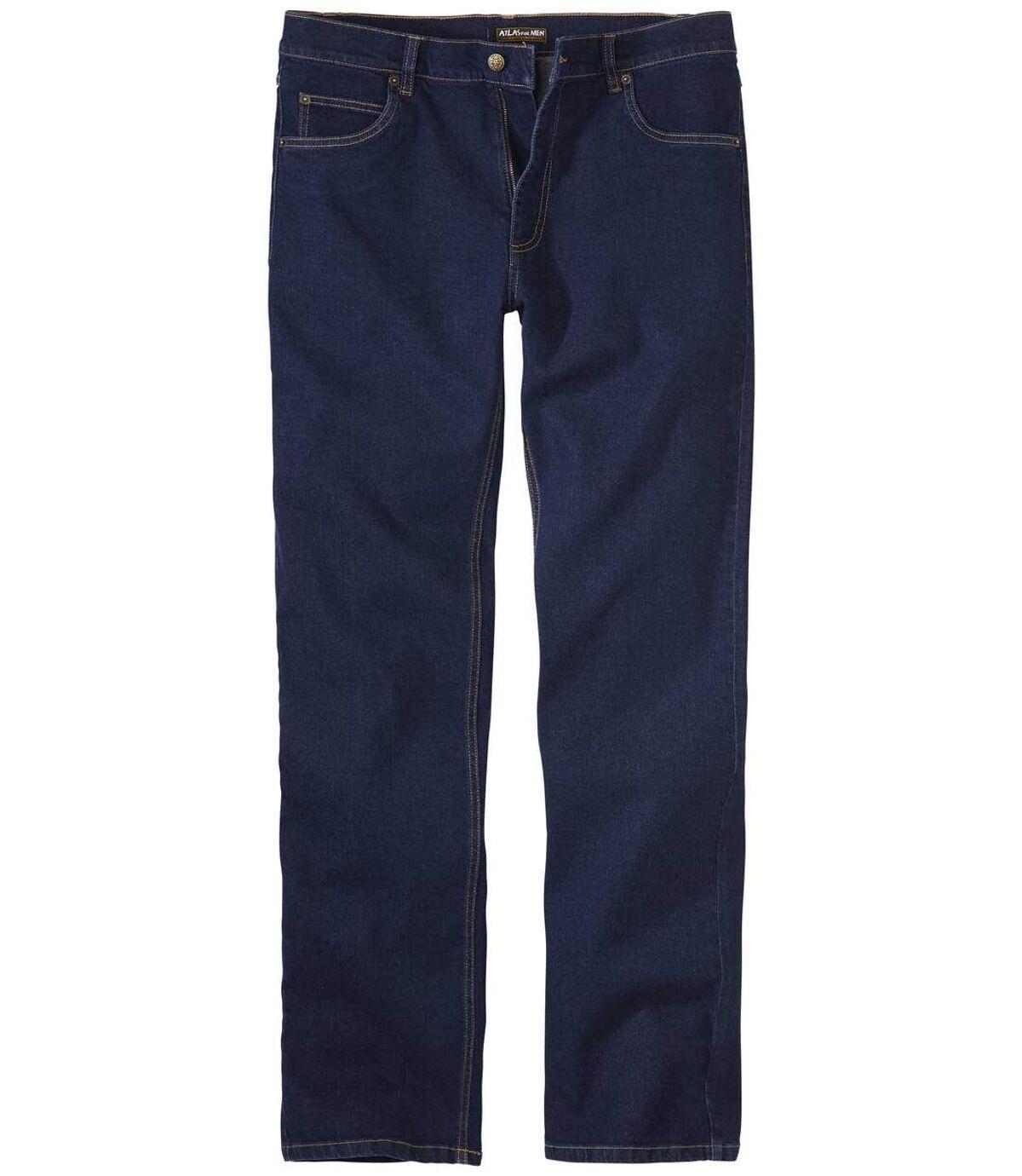 Jean Regular Stretch Blue  Atlas For Men