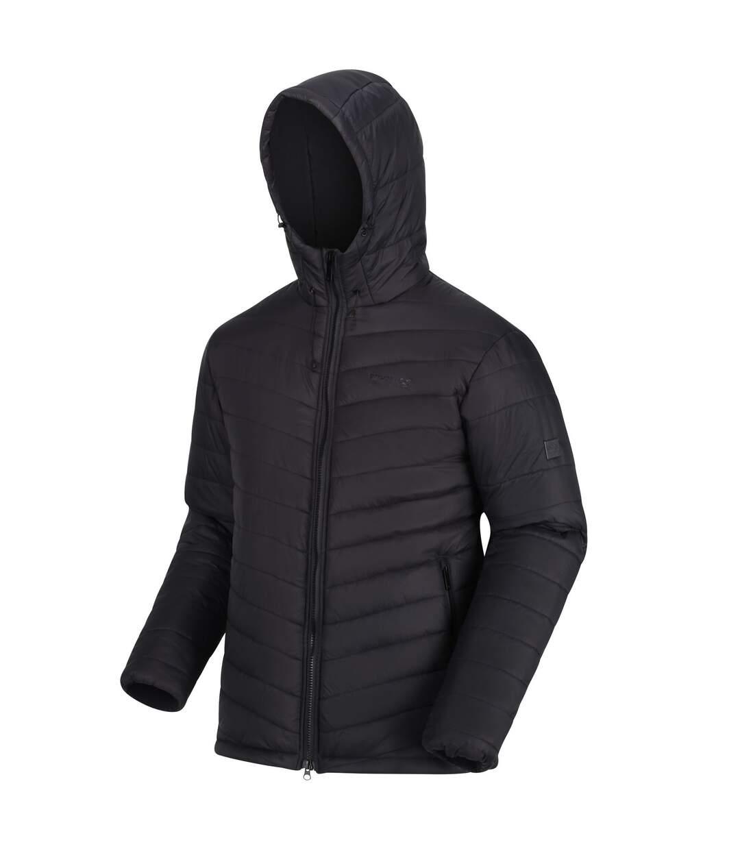 Regatta Mens Volter Loft Heated Insulated Jacket (Ash) - UTRG5674
