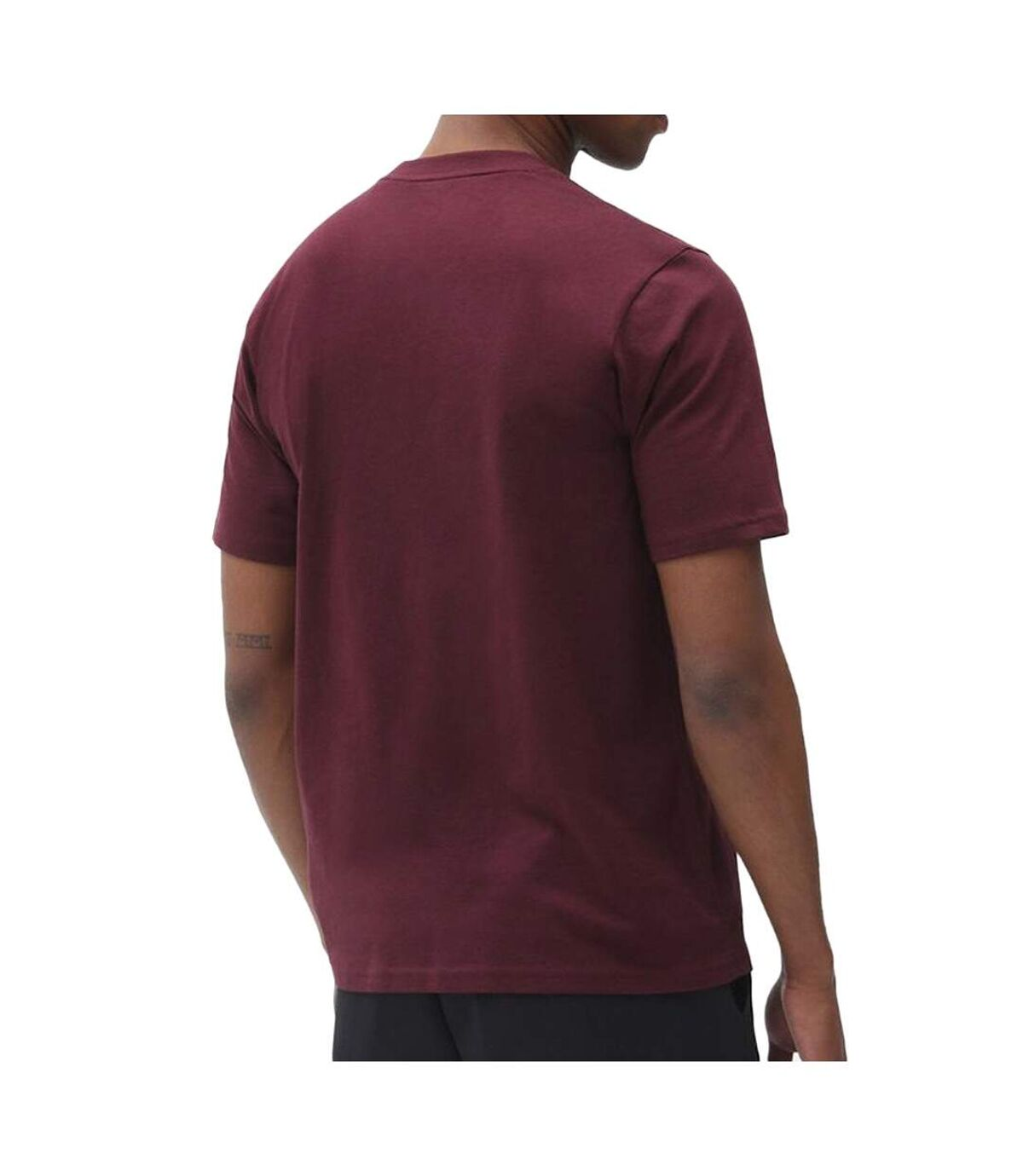 T-shirt Bordeaux Homme Dickies Icon Logo