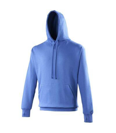 Awdis Mens Street Hooded Sweatshirt / Hoodie (Heather Grey) - UTRW170