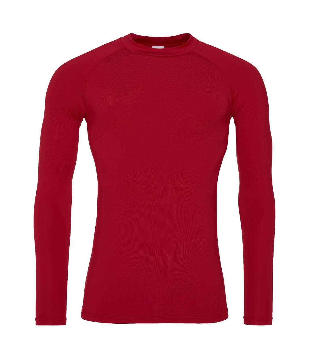 AWDis Just Cool Mens Long Sleeve Baselayer Top (Fire Red) - UTRW5356