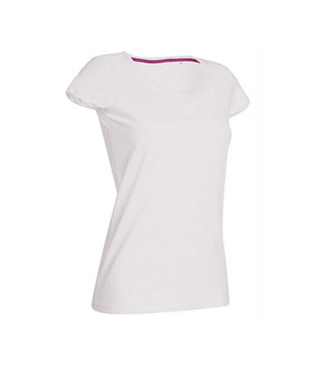Stedman - T-Shirt Megan - Femme (Blanc) - UTAB363