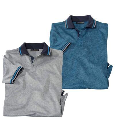 Lot de 2 Polos Sportwear