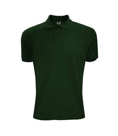 SG - Polo à manches courtes - Homme (Vert bouteille) - UTBC1084