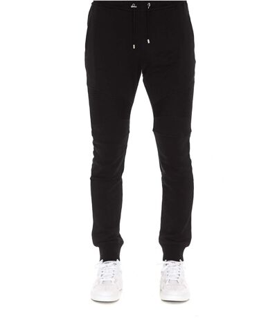 Pantalon sportswear en coton  -  Balmain - Homme