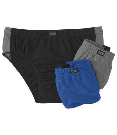 3er-Pack Slips Sport