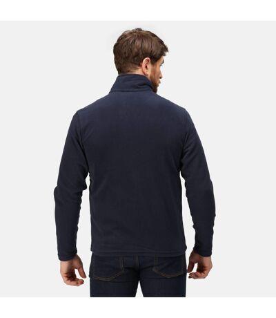 Regatta Mens Classic Microfleece Jacket (Dark Navy) - UTRG5202