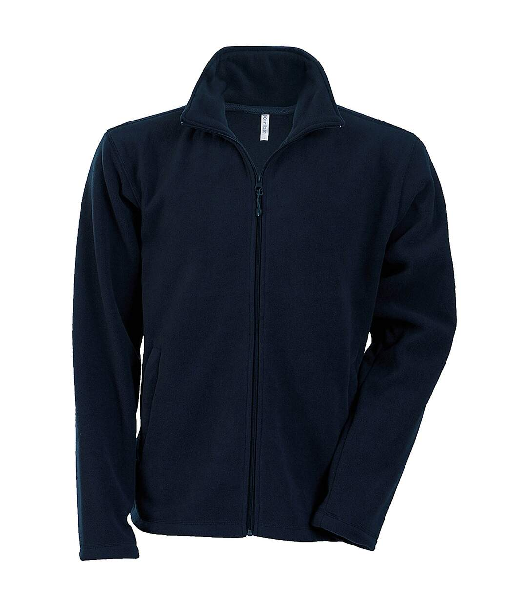 Kariban Mens Falco Full Zip Anti Pill Fleece Jacket (Dark Grey) - UTRW737