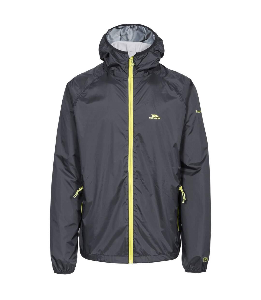 Trespass Mens Rocco II Waterproof Jacket (Black) - UTTP3393