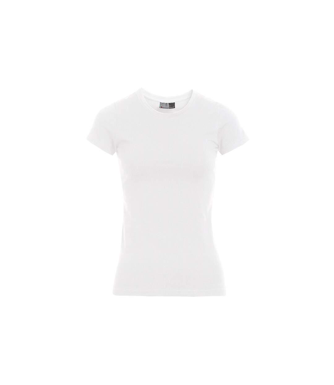 T-shirt slim grandes tailles Femmes