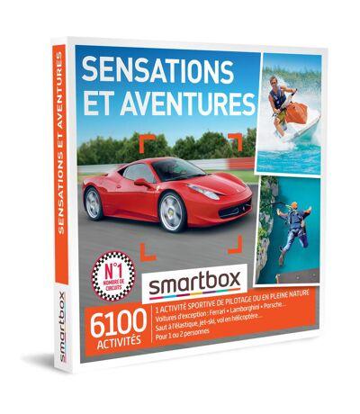 SMARTBOX - Sensations et Aventures - Coffret Cadeau Sport & Aventure