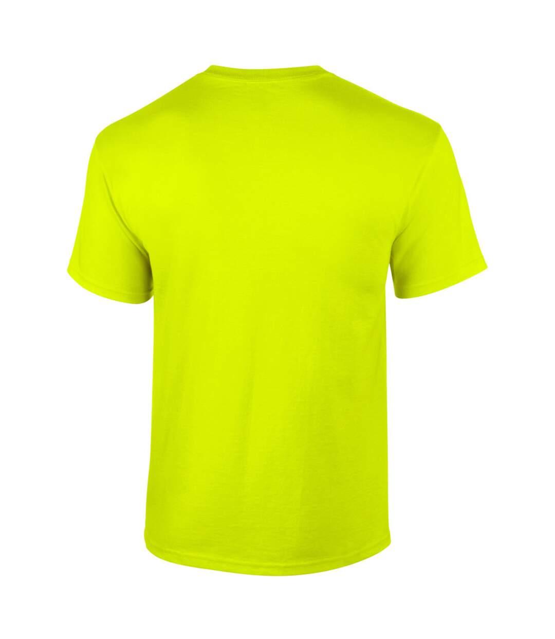 Gildan Mens Ultra Cotton Short Sleeve T-Shirt (Orange) - UTBC475