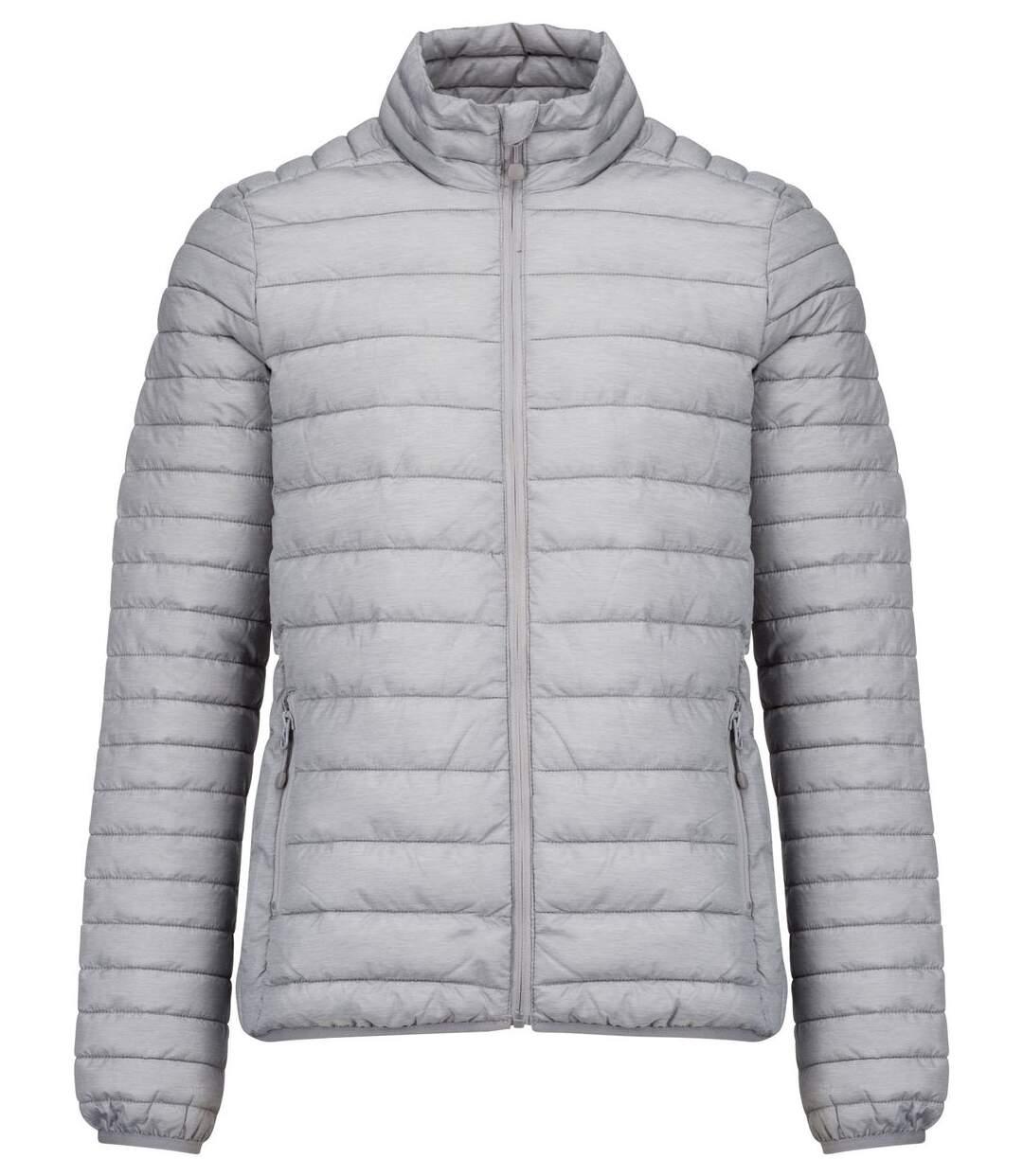 Doudoune légère - K6120 - gris argent - Homme