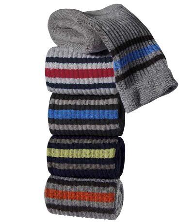 Súprava 5športových ponožiek