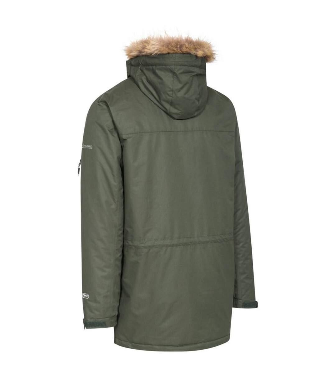 Trespass Mens Jaydin Waterproof Jacket (Blue) - UTTP3571
