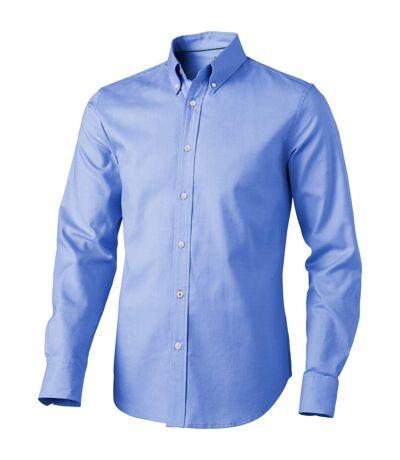 Elevate Vaillant Long Sleeve Shirt (Light Blue) - UTPF1835