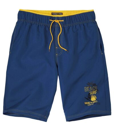 Men's Blue Swimming Shorts