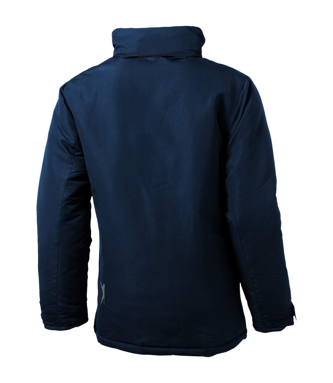 Slazenger Mens Under Spin Insulated Jacket (Navy) - UTPF1783