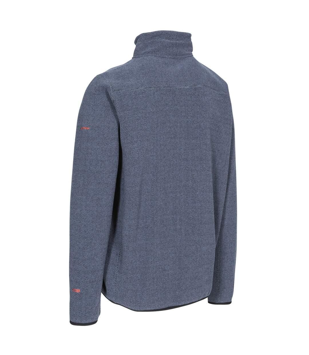 Trespass Mens Limber Fleece (Black Marl) - UTTP4060