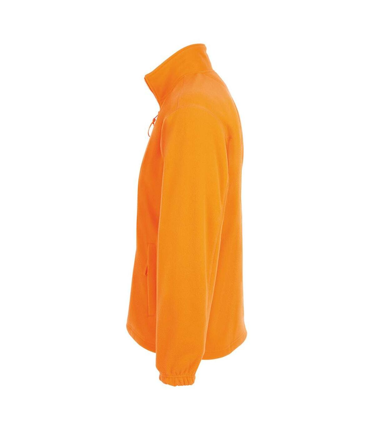 SOLS - Veste polaire NORTH - Homme (Orange néon) - UTPC343
