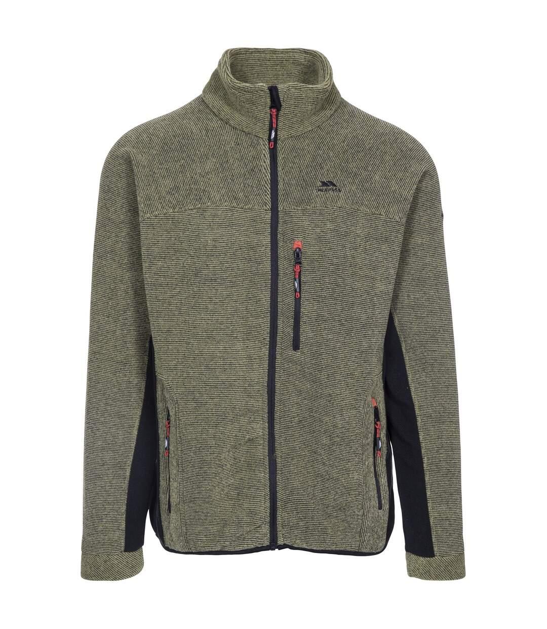 Trespass Mens Jynx Full Zip Fleece Jacket (Cedar Green) - UTTP256