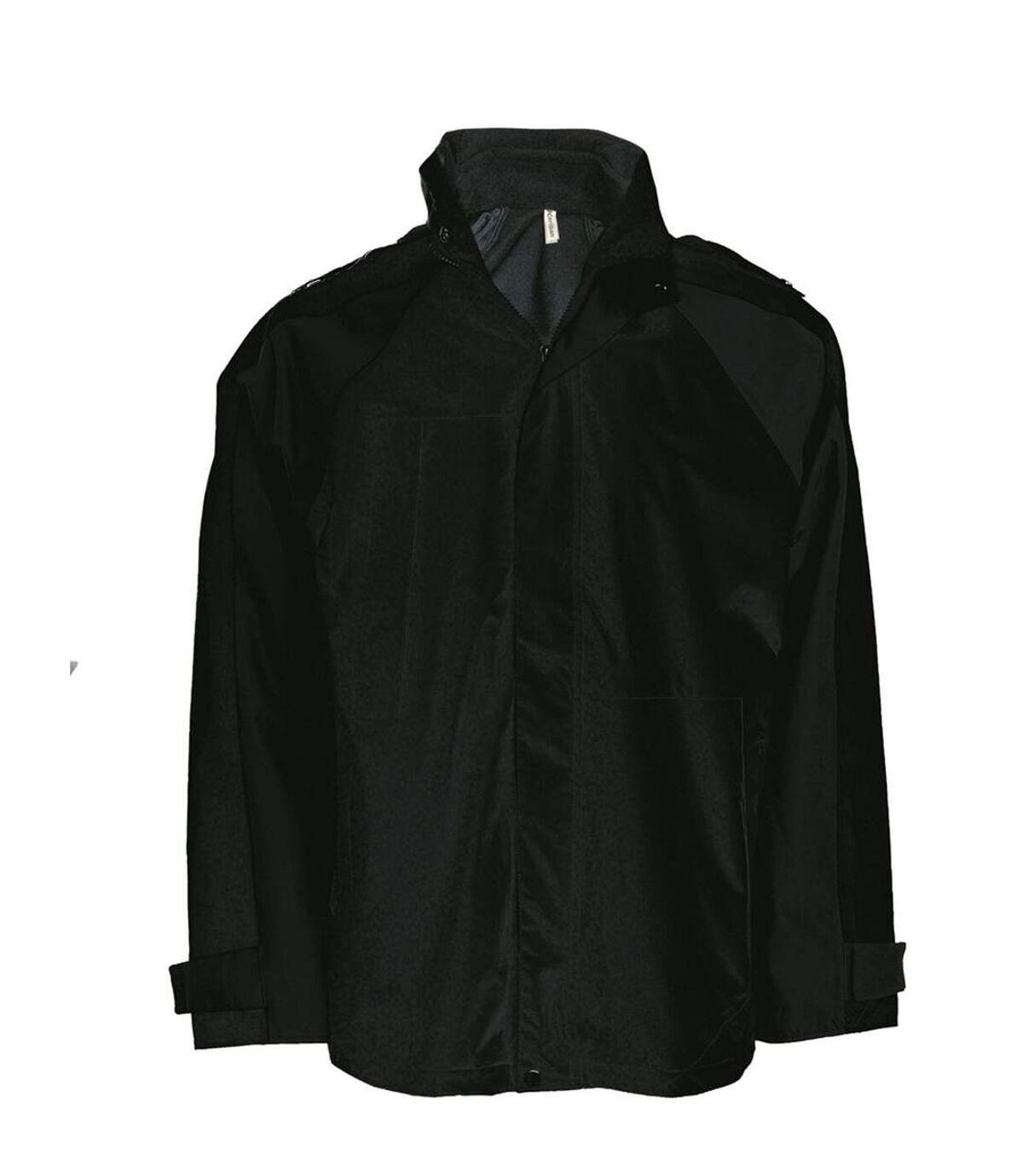 Parka Homme 3 en 1 - K657 - noir